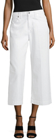 7 For All Mankind Trouser Hem Cropped Culottes
