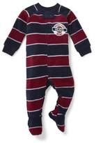 The Children's Place Long Sleeve Striped Footed Blanket Sleeper (Baby Boys & Toddler Boys)