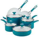 Silverstone Ceramic CXi Non-Stick 12 Piece Cookware Set