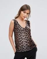 Ichi Leopard Vest