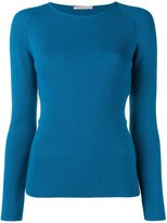 Emilia Wickstead side cut out jumper - women - Silk/Cashmere/Wool - S