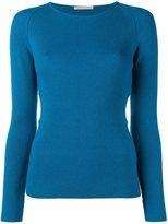 Emilia Wickstead side cut out jumper - women - Silk/Cashmere/Wool - S