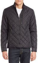 Cole Haan Diamond-Quilted Jacket