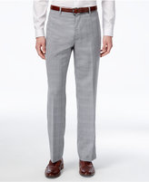 INC International Concepts Men's Slim-Fit Plaid Pants, Created for Macy's