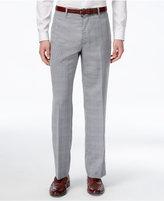 INC International Concepts Men's Slim-Fit Plaid Pants, Created for Macy's