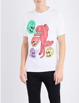 Diesel T-Joe-Ha cotton-jersey t-shirt
