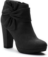 Lauren Conrad Moonflower Women's Ankle Boots
