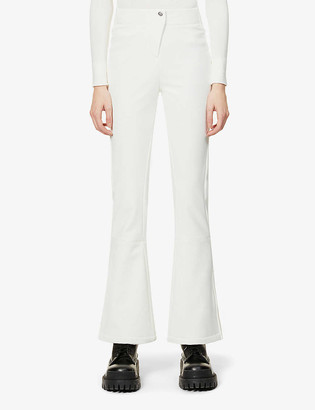 Fusalp Tipi bootcut-leg stretch-woven trousers
