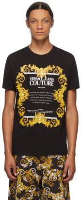 Versace Black Etichetta T-Shirt