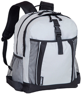 Fits Gray Buckle Backpack