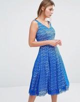 Coast Azaela Fit and Flare Dress