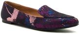 Qupid Purple & Blush Abstract Swirl Flat