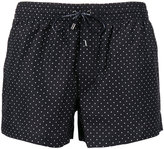 Dolce & Gabbana polka dot swim shorts - men - Polyester - M