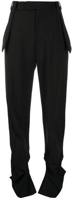 Ssheena Tailored Drape Trousers