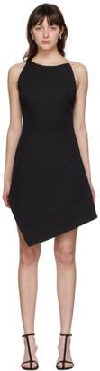 Coperni Black Motion Midi Dress