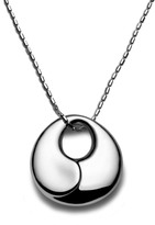 Mikasa Gorham® Sterling Infinity Pendant Necklace
