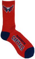 For Bare Feet Washington Capitals Deuce Crew 504 Socks