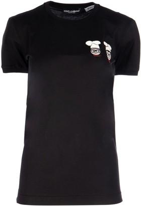 Dolce & Gabbana Chef Print T-Shirt