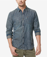 Buffalo David Bitton Men's Cotton Sandez Shirt