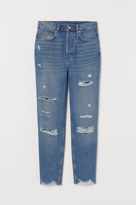 H&M Slim Mom High Ankle Jeans