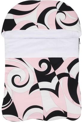 Emilio Pucci Junior Graphic Print Sleep Bag