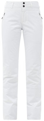 Bogner Fire & Ice Neda Waterproof-shell Ski Trousers - White