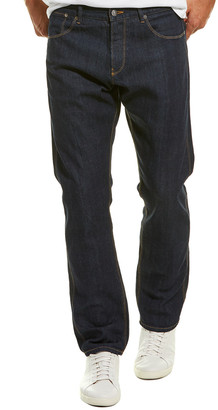 Dunhill Indigo Blue Straight Leg