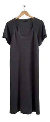 Etoile Isabel Marant Anthracite Linen Dresses