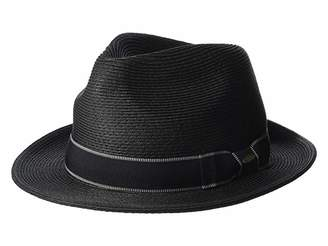 Scala Paper Braid Fedora