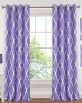 Elrene Emery Juvenile Blackout Window Curtain Panel