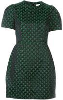 Mary Katrantzou mini cloud jacquard dress