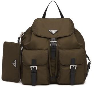 Prada Multipocket Backpack