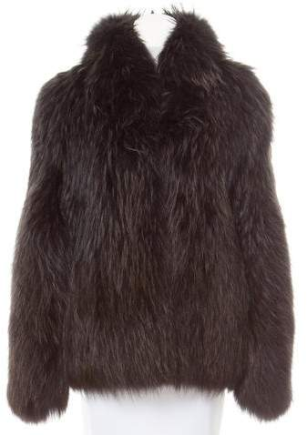 Maison Margiela Fur Coat