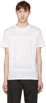 Calvin Klein Collection White Pelzman T-shirt