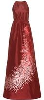 Valentino Silk-blend gown