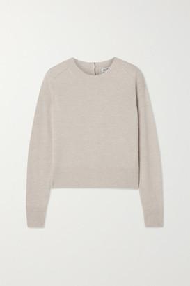 Alex Mill Merino Wool Sweater - Mushroom