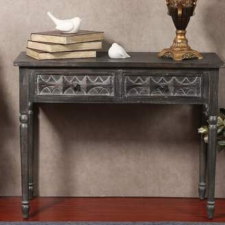Bungalow Rose Joanne End Table with Storage