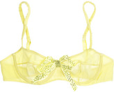 Damaris Dreaming Swarovski crystal-embellished underwired bra