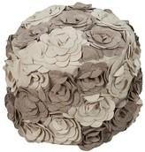 Surya Flower Ottoman Pouf