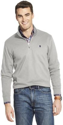 Izod Men's Advantage Performance Fleece Quarter-Zip Pullover