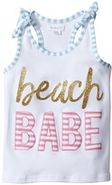 Mud Pie Beach Babe Tank Top Girl's Sleeveless