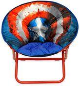 Marvel Captain America Adult Saucer Chair