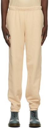 LES TIEN Beige Classic Lounge Pants