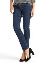 Gap AUTHENTIC 1969 inset panel real straight jeans