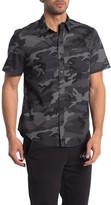Calvin Klein Camo Printed Shirt