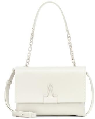 Off-White Soft Binder Clip Medium shoulder bag