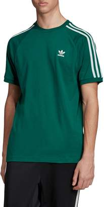 adidas 3-Stripe Raglan T-Shirt