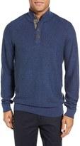 Maker & Company Men's Wool & Cotton Sweater