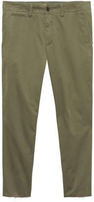 Banana Republic Heritage Athletic Tapered Cropped Chino Pant