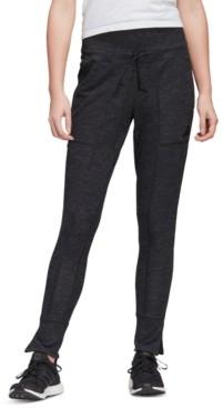 adidas Women's High-Waist Slim Pants